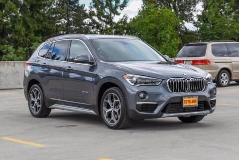 2017 BMW X1 for sale at Washington Auto Credit in Puyallup WA