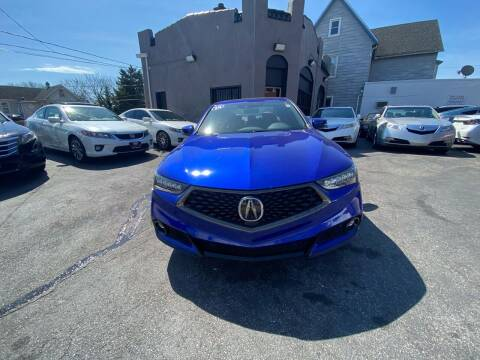 2020 Acura TLX for sale at H & H Motors 2 LLC in Baltimore MD