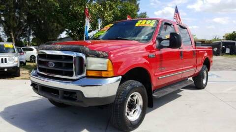 2000 Ford F-250 Super Duty for sale at GP Auto Connection Group in Haines City FL