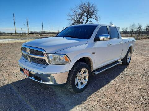 2016 RAM Ram Pickup 1500 for sale at Best Car Sales in Rapid City SD