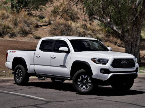 2019 Toyota Tacoma for sale at AZGT LLC in Mesa AZ