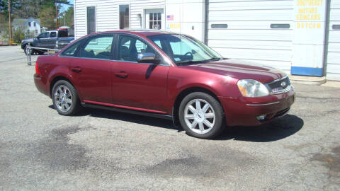 2007 Ford Five Hundred for sale at Southeast Motors INC in Middleboro MA