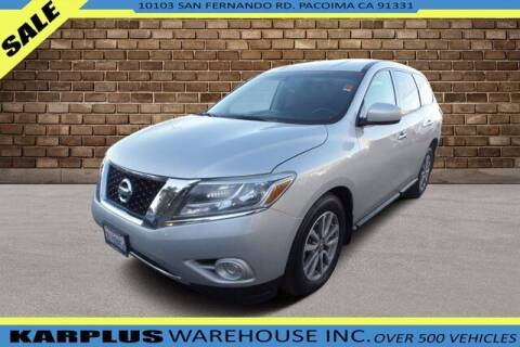 2015 Nissan Pathfinder for sale at Karplus Warehouse in Pacoima CA
