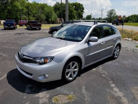 2010 Subaru Impreza for sale at Ridgeway's Auto Sales - Buy Here Pay Here in West Frankfort IL