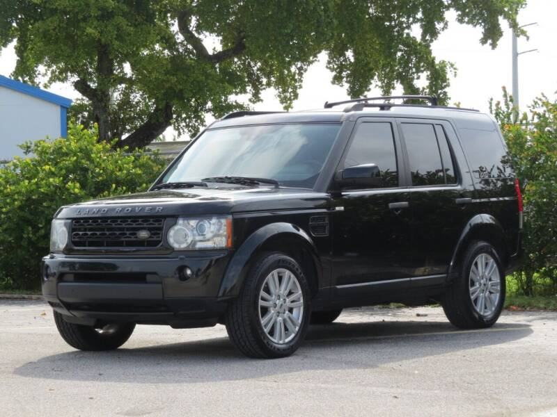 2011 Land Rover LR4 for sale at DK Auto Sales in Hollywood FL