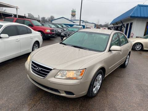2010 Hyundai Sonata for sale at Memphis Auto Sales in Memphis TN