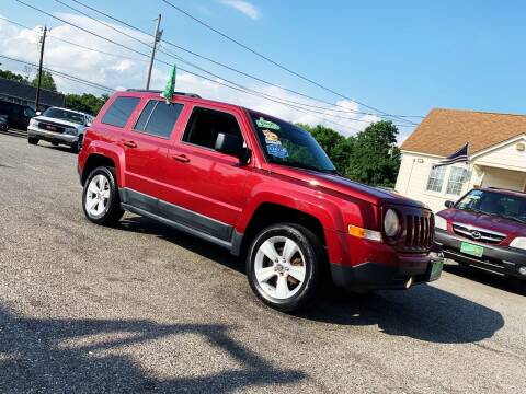 2011 Jeep Patriot for sale at New Wave Auto of Vineland in Vineland NJ