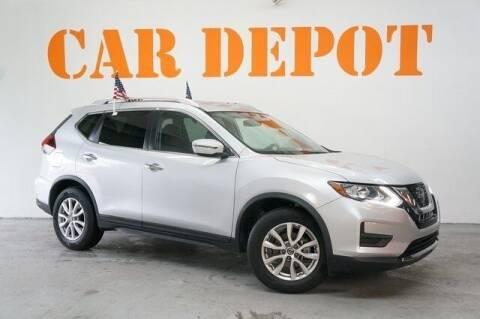 2018 Nissan Rogue for sale at Car Depot in Miramar FL