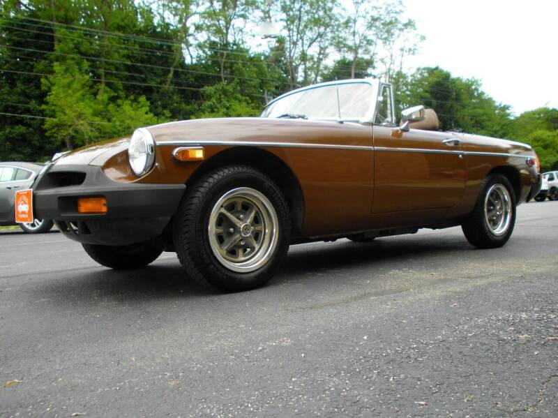 1980 MG MGB for sale at Auto Brite Auto Sales in Perry OH