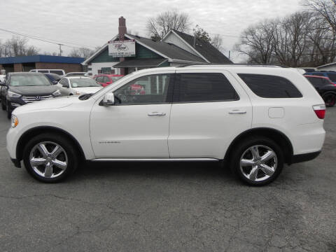 2011 Dodge Durango for sale at Car Now in Mount Zion IL