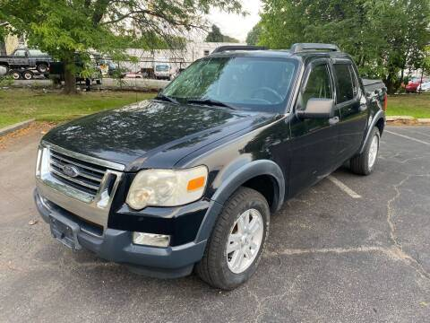 2008 Ford Explorer Sport Trac for sale at Car Plus Auto Sales in Glenolden PA