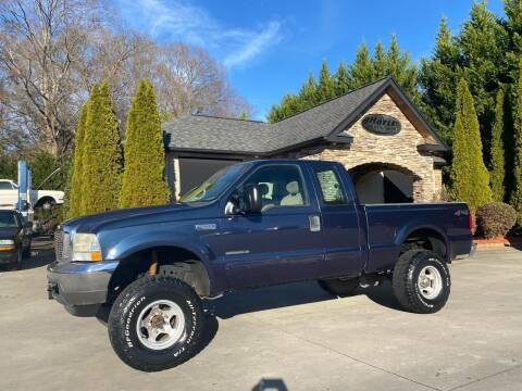 2002 Ford F-250 Super Duty for sale at Hoyle Auto Sales in Taylorsville NC