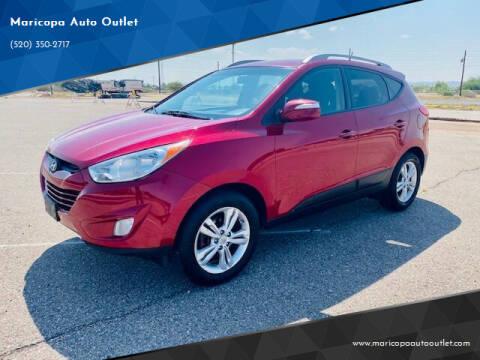 2013 Hyundai Tucson for sale at Maricopa Auto Outlet in Maricopa AZ