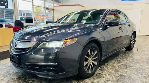 2015 Acura TLX for sale at TOP YIN MOTORS in Mount Prospect IL