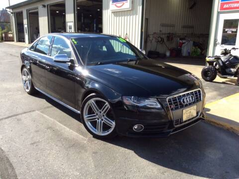 2010 Audi S4 for sale at TRI-STATE AUTO OUTLET CORP in Hokah MN