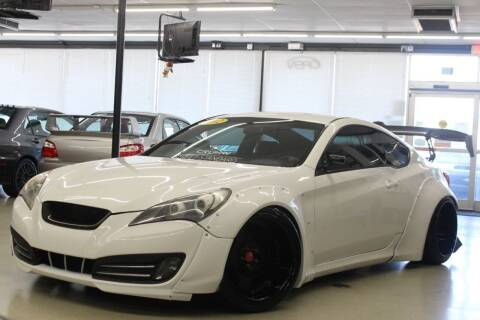 2012 Hyundai Genesis Coupe for sale at Xtreme Motorwerks in Villa Park IL