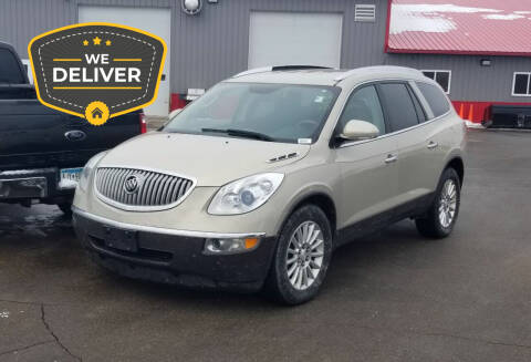 2010 Buick Enclave for sale at Tower Motors in Brainerd MN