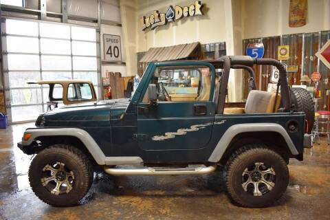 1997 Jeep Wrangler for sale at Cool Classic Rides in Redmond OR