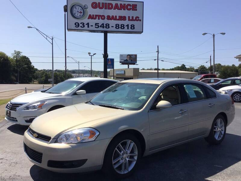 2008 Chevrolet Impala for sale at Guidance Auto Sales LLC in Columbia TN