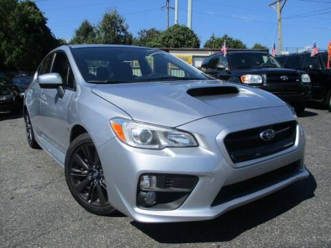 2015 Subaru WRX for sale at Unlimited Auto Sales Inc. in Mount Sinai NY