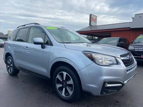 2018 Subaru Forester for sale at HUFF AUTO GROUP in Jackson MI