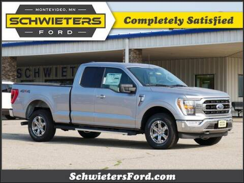 2021 Ford F-150 for sale at Schwieters Ford of Montevideo in Montevideo MN