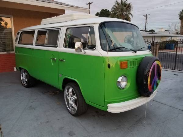 1978 Volkswagen Bus for sale at Classic Car Deals in Cadillac MI