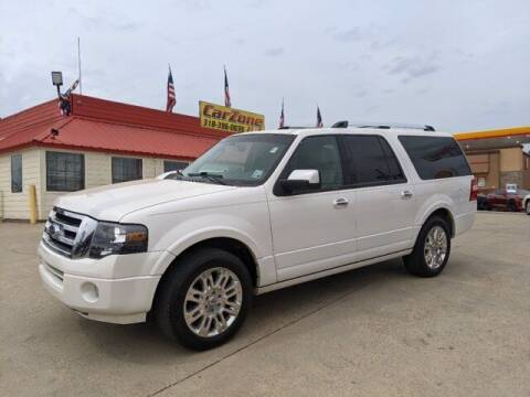 2013 Ford Expedition EL for sale at CarZoneUSA in West Monroe LA