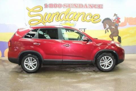 2015 Kia Sorento for sale at Sundance Chevrolet in Grand Ledge MI