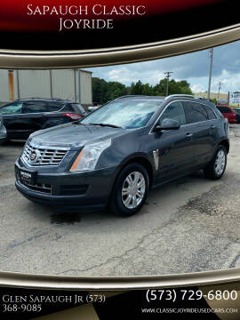 2013 Cadillac SRX for sale at Sapaugh Classic Joyride in Salem MO
