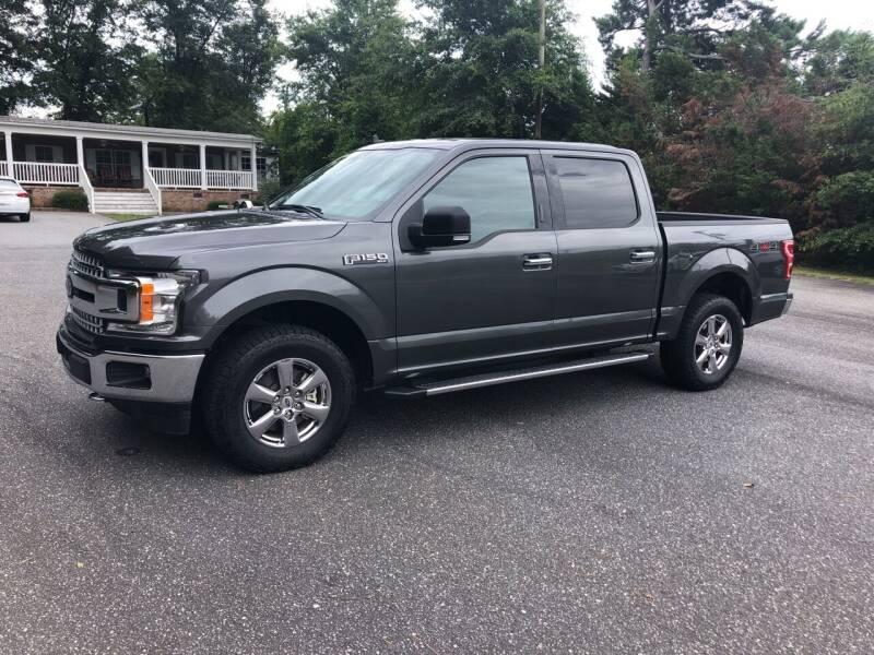 2019 Ford F-150 for sale at Dorsey Auto Sales in Anderson SC
