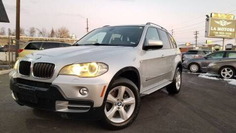 2009 BMW X5 for sale at LA Motors LLC in Denver CO