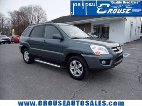 2009 Kia Sportage for sale at Joe and Paul Crouse Inc. in Columbia PA