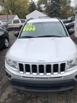 2011 Jeep Compass for sale at Al's Linc Merc Inc. in Garden City MI