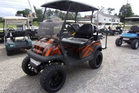 2017 Club Car Precedent 4 Passenger Gas EFI for sale at Area 31 Golf Carts - Gas 4 Passenger in Acme PA