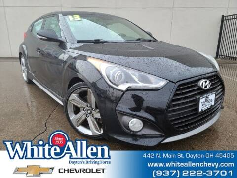 2013 Hyundai Veloster for sale at WHITE-ALLEN CHEVROLET in Dayton OH