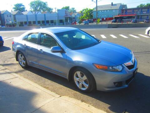 2009 Acura TSX for sale at Cali Auto Sales Inc. in Elizabeth NJ