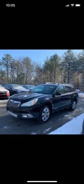 2011 Subaru Outback for sale at AUTOMETRICS in Brunswick ME