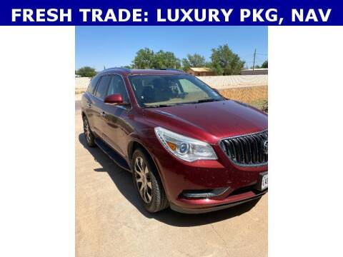 2017 Buick Enclave for sale at STANLEY FORD ANDREWS in Andrews TX