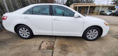 2008 Toyota Camry for sale at Tims Auto Sales in Rocky Mount NC