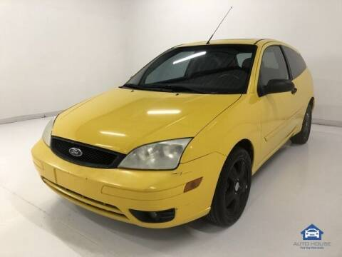 2006 Ford Focus for sale at AUTO HOUSE PHOENIX in Peoria AZ