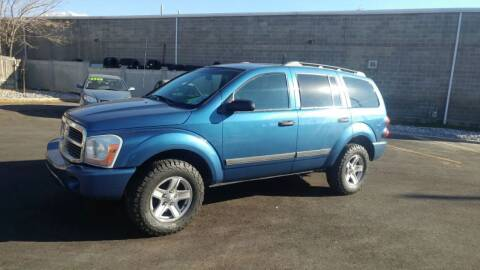 2006 Dodge Durango for sale at Everett Automotive Group in Pleasant Grove UT