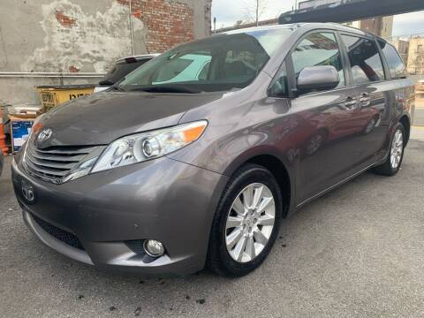 2011 Toyota Sienna for sale at Gallery Auto Sales in Bronx NY