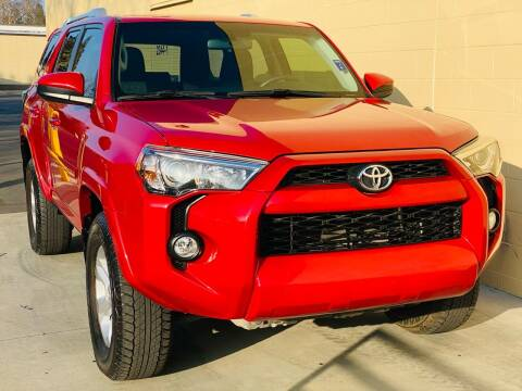 2018 Toyota 4Runner for sale at Auto Zoom 916 in Rancho Cordova CA