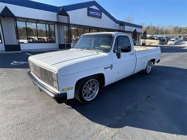 1987 Chevrolet R/V 10 Series for sale in Greensboro, NC