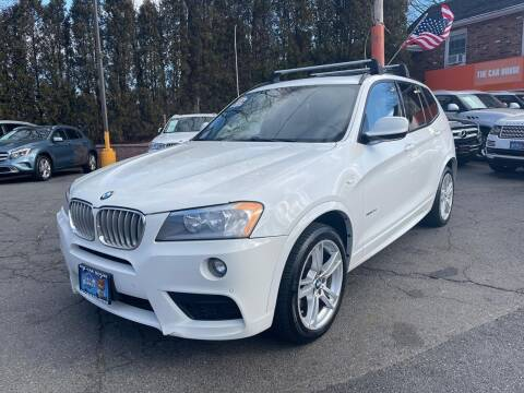 2013 BMW X3 for sale at Bloomingdale Auto Group - The Car House in Butler NJ