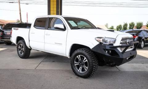 2017 Toyota Tacoma for sale at Star Auto Inc. in Murfreesboro TN