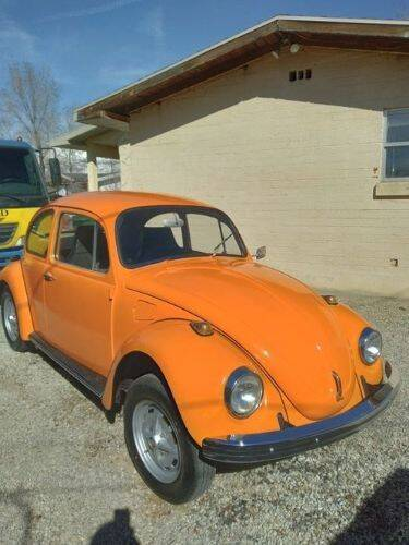 1968 Volkswagen Beetle for sale in Cadillac, MI