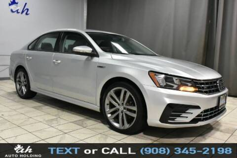 2018 Volkswagen Passat for sale at AUTO HOLDING in Hillside NJ