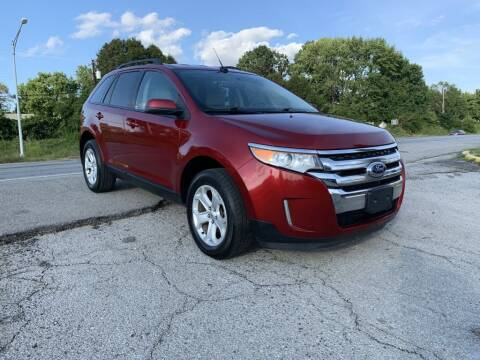 2014 Ford Edge for sale at InstaCar LLC in Independence MO
